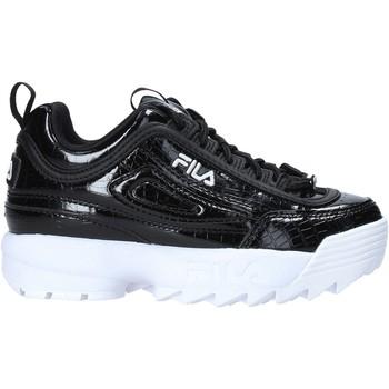 Pantofi Copii Sneakers Fila 1011081 Negru