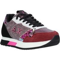 Pantofi Femei Sneakers Sun68 Z40227 Violet