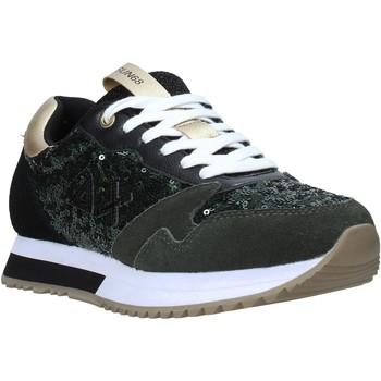 Pantofi Femei Sneakers Sun68 Z40224 Verde