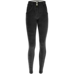 Îmbracaminte Femei Pantaloni  Freddy WRUP1RC010 Negru