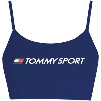 Îmbracaminte Femei Bustiere sport Tommy Hilfiger S10S100450 Albastru