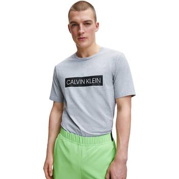 Îmbracaminte Bărbați Tricouri & Tricouri Polo Calvin Klein Jeans 00GMT0K119 Gri