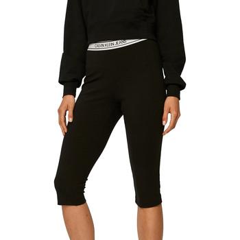 Îmbracaminte Femei Colanti Calvin Klein Jeans J20J214302 Negru
