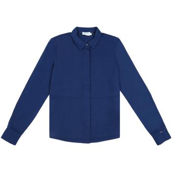 Îmbracaminte Femei Cămăși și Bluze Calvin Klein Jeans K20K202183 Albastru