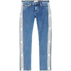Îmbracaminte Bărbați Blugi Calvin Klein Jeans J30J316018 Albastru