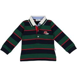 Îmbracaminte Băieți Tricou Polo manecă lungă Melby 20C0270 Verde