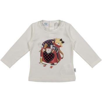 Îmbracaminte Copii Tricouri & Tricouri Polo Melby 20C0361 Alb
