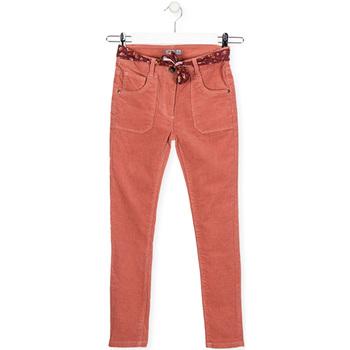 Îmbracaminte Copii Jeans slim Losan 024-9005AL Roz