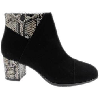 Pantofi Femei Botine Soffice Sogno SOSO20682ne nero