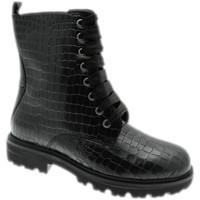 Pantofi Femei Ghete Calzaturificio Loren LOC3918ner nero