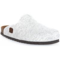 Pantofi Saboti Bioline GHIACCIO MERINOS Bianco
