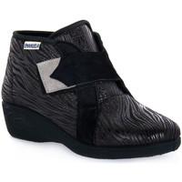 Pantofi Femei Pantofi sport stil gheata Emanuela 2302 VOX NERO Nero
