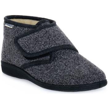 Pantofi Bărbați Papuci de casă Emanuela 995 EDGAR GRIGIO Grigio