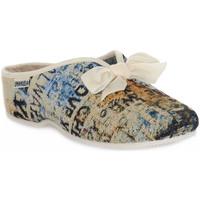 Pantofi Femei Papuci de casă Emanuela 2900 GOBE 320 Grigio