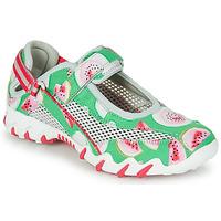 Pantofi Femei Sandale sport Allrounder by Mephisto NIRO Verde