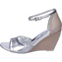 Pantofi Femei Sandale  Hogan BK658 Argint