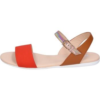 Pantofi Femei Sandale  Hogan BK659 Portocale