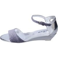 Pantofi Femei Sandale  Hogan BK661 Albastru