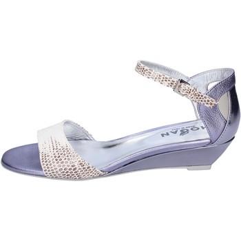 Pantofi Femei Sandale  Hogan BK662 Alb