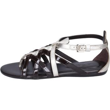 Pantofi Femei Sandale  Hogan BK663 Maro