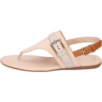 Pantofi Femei Sandale  Hogan BK664 Bej