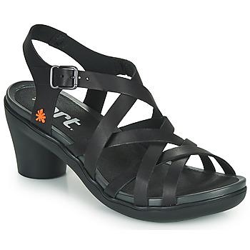 Pantofi Femei Sandale  Art ALFAMA Negru
