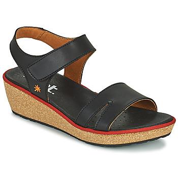 Pantofi Femei Sandale  Art CAPRI Negru