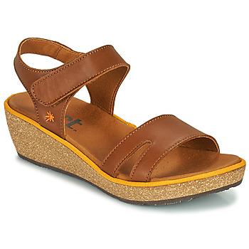 Pantofi Femei Sandale  Art CAPRI Maro