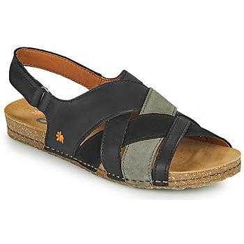 Pantofi Femei Sandale  Art CRETA Negru
