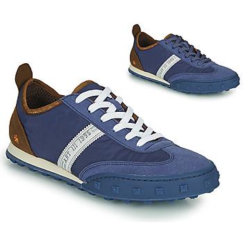 Pantofi Bărbați Pantofi sport Casual Art CROSS SKY Albastru / Maro