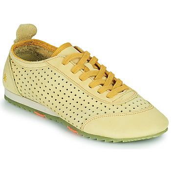 Pantofi Femei Pantofi sport Casual Art KIOTO Galben
