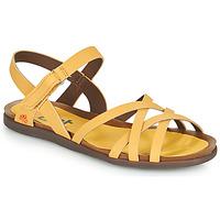 Pantofi Femei Sandale  Art LARISSA Galben