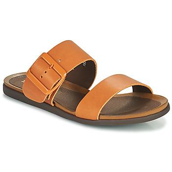 Pantofi Femei Papuci de vară Art LARISSA Maro