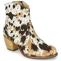 Pantofi Femei Botine Neosens MUNSON Multicolor