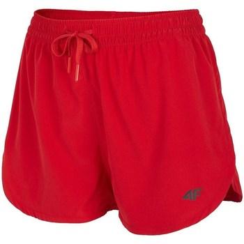 Îmbracaminte Femei Pantaloni scurti și Bermuda 4F SKDT004 Roșii