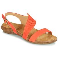 Pantofi Femei Sandale  El Naturalista WAKATAUA Portocaliu