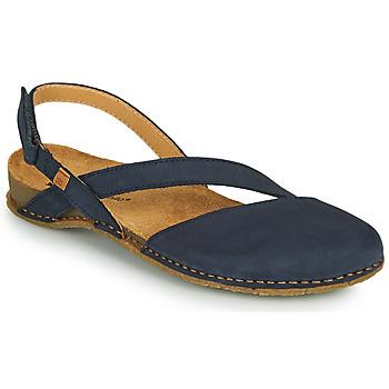 Pantofi Femei Sandale  El Naturalista PANGLAO Albastru