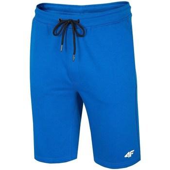 Îmbracaminte Bărbați Pantaloni scurti și Bermuda 4F SKMD001 Albastre