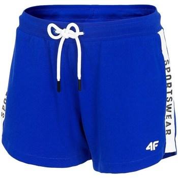 Îmbracaminte Femei Pantaloni scurti și Bermuda 4F SKDD003 Albastre
