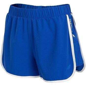 Îmbracaminte Femei Pantaloni scurti și Bermuda 4F SKDF001 Albastre