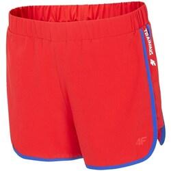 Îmbracaminte Femei Pantaloni scurti și Bermuda 4F SKDF001 Roșii
