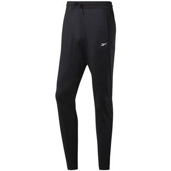 Îmbracaminte Bărbați Pantaloni de trening Reebok Sport Workout Knit Pant Negre