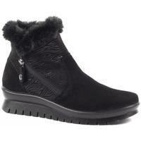 Pantofi Femei Cizme de zapadă Salamander Kia Booties Black