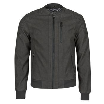 Îmbracaminte Bărbați Jachete din piele și material sintetic Kaporal KYRO Negru