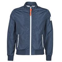 Îmbracaminte Bărbați Jachete din piele și material sintetic Kaporal KADRI Albastru