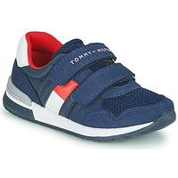 Pantofi Copii Pantofi sport Casual Tommy Hilfiger JEROME Albastru