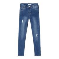 Îmbracaminte Fete Jeans slim Name it NKFPOLLY Albastru