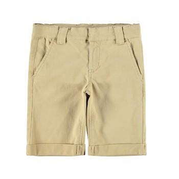 Îmbracaminte Băieți Pantaloni scurti și Bermuda Name it NKMSOFUS CHINO Bej