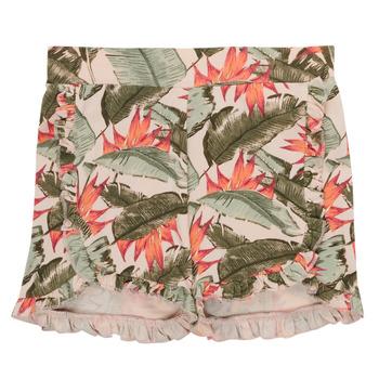 Îmbracaminte Fete Pantaloni scurti și Bermuda Name it NMFFIBLOOM SHORTS Multicolor