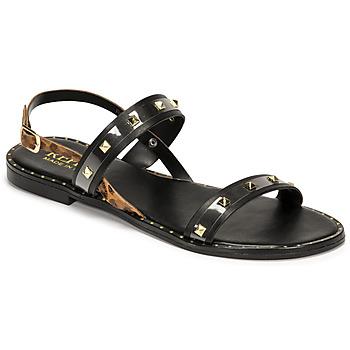 Pantofi Femei Sandale  Replay NAIROBI Negru